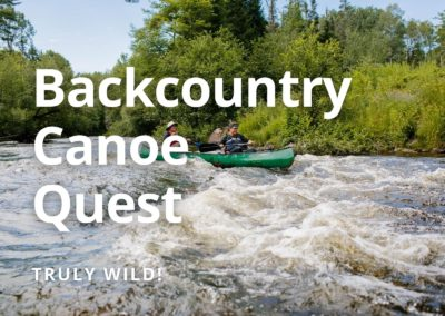 Backcountry Canoe Quest