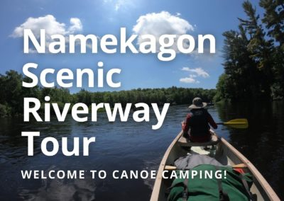 Namekagon Scenic Riverway Trip