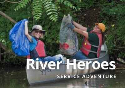 River Heroes Service Adventure