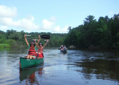 Youth experience success on Amnicon adventures