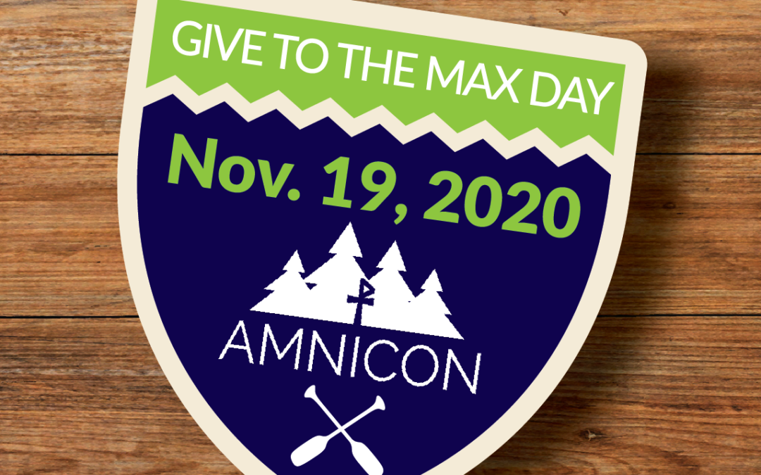 GIVE TO THE MAX 2020