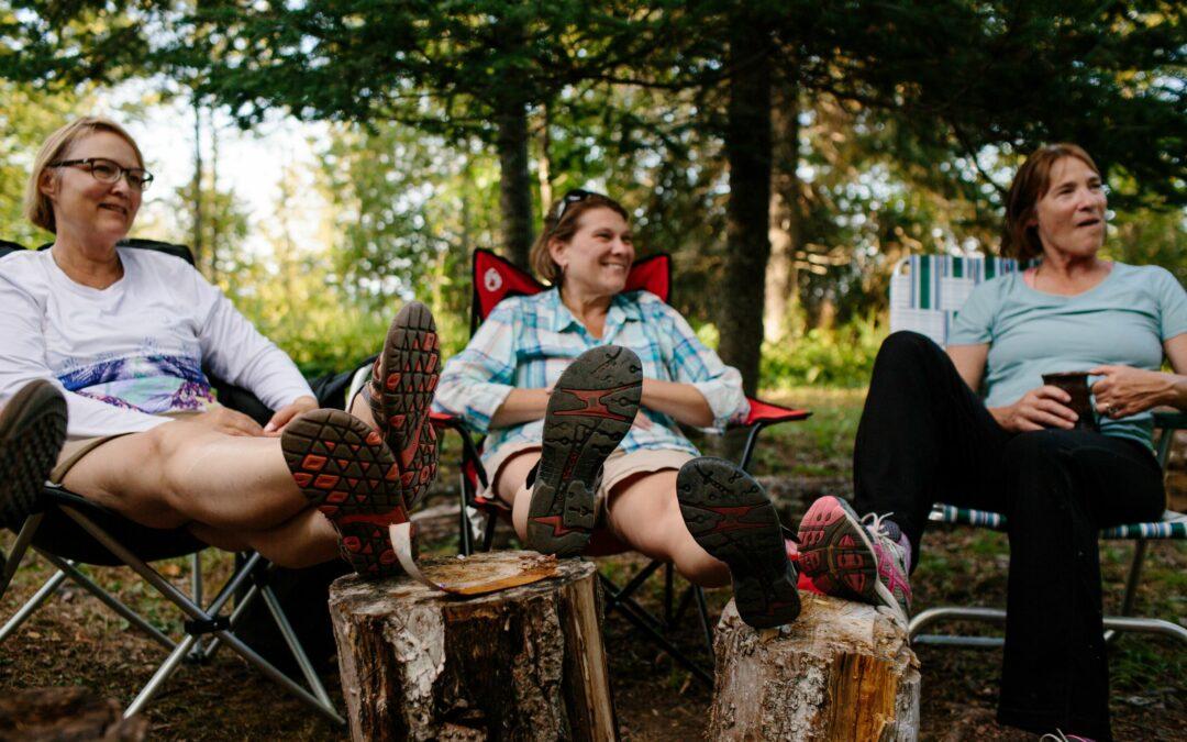 Voyageur's Club: Grownups Glamping Aug 19-22