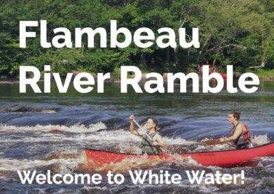 Flambeau River Ramble