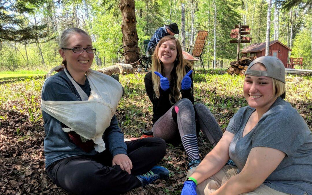 Wilderness Safety Certs: June 1-3